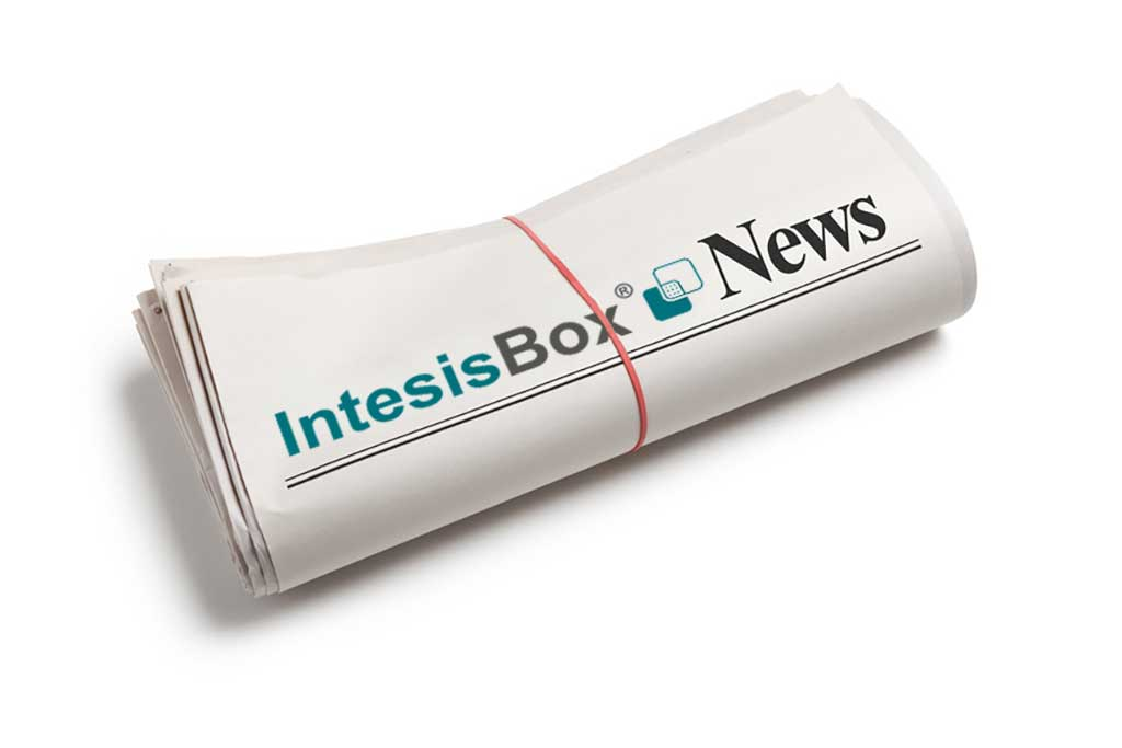 Press news icon to discover Intesisbox news