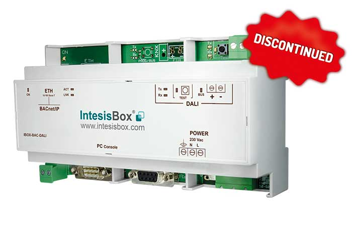 IBOX-BAC-DALI (Discontinued)