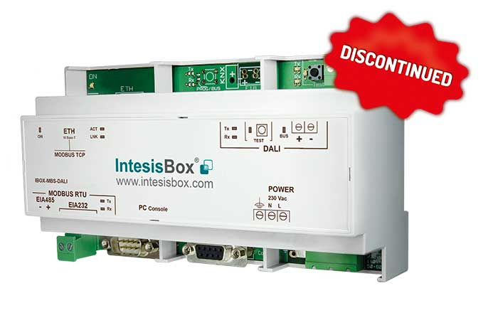 IBOX-MBS-DALI (Discontinued)