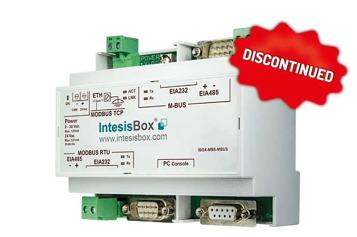 IBOX-MBS-MBUS (Discontinued)