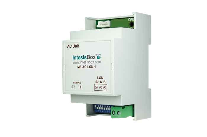Mitsubishi Electric AC units to Modbus Interface