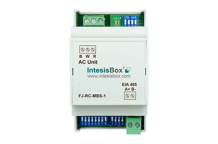 Fujitsu RAC and VRF systems to Modbus Interface