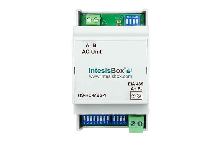 Hisense VRF systems to Modbus Interface
