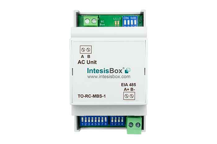 Toshiba VRF and Digital systems to Modbus Interface